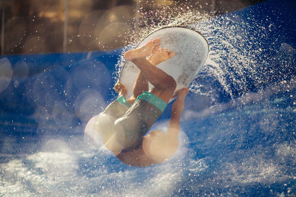 Соревнования по флоурайду на Пхукете