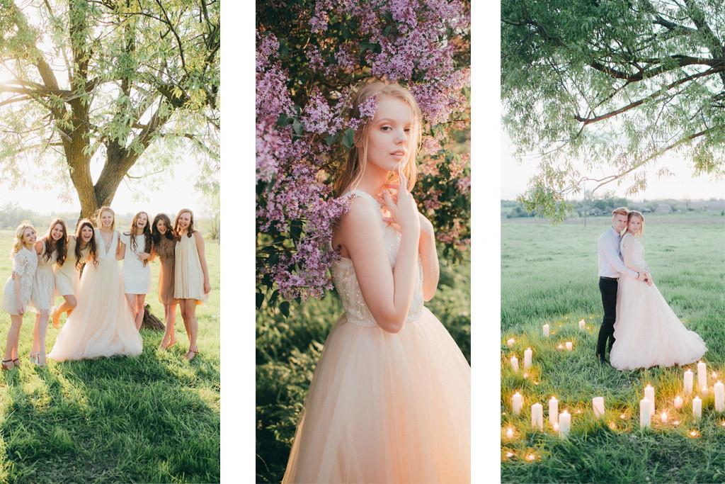 Свадебная фотосессия в Украине
