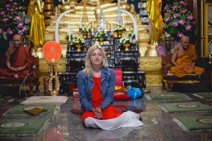 Знакомство с Буддой. Вторая история