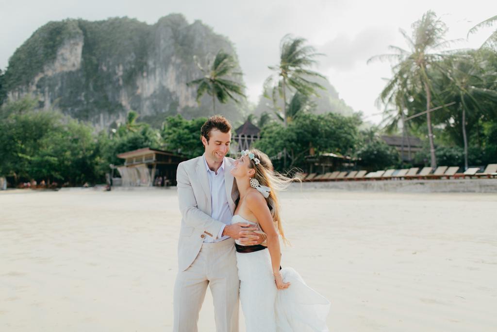 Свадьба на Краби, часть 1